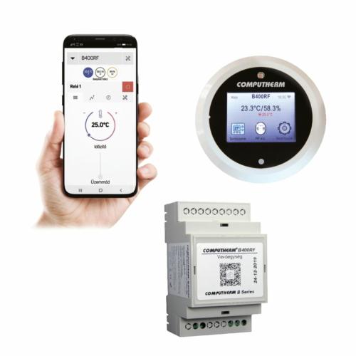 Wifi i bežični termostat B400RF