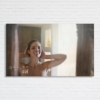 Slika 3/4 - Kupaonsko ogledalo sa LED-om i podacima okoline